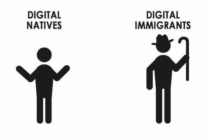 Sind Sie ein Digital Immigrant?